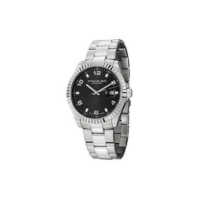 ストゥーリングオリジナル腕時計Stuhrling Original メンズ 499.33111 Symphony ステンレス スチール スイス クォーツ 腕時計