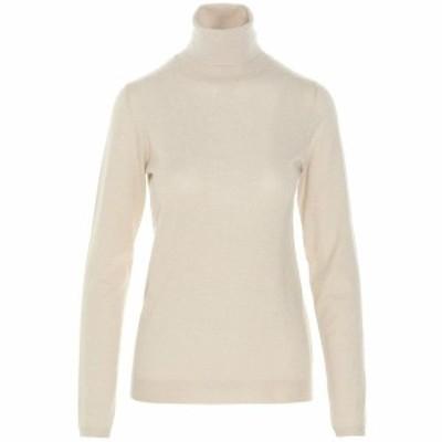 BRUNELLO CUCINELLI/ブルネロクチネリ Beige Turtleneck wool sweater レディース 秋冬2021 M41800063PC9436 ju
