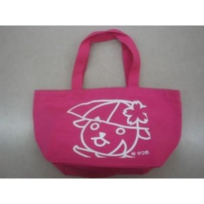 五泉市忠犬! 桜タマ吉 ランチバッグ35cm ピンク