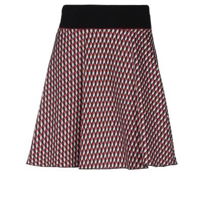 ピンコ PINKO ミニスカート レッド 40 ナイロン 98% / ポリウレタン 2% ミニスカート