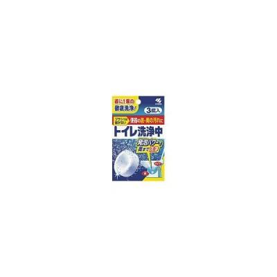 小林製薬 トイレ洗浄中 25g/錠 1箱(3錠)