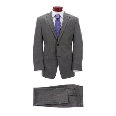 ラルフローレン メンズ ジャケット・ブルゾン アウター Athletic Fit Fancy Charcoal Wool Suit