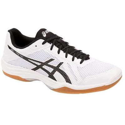 アシックス(asics) メンズ バレーボールシューズ GEL-TACTIC ホワイト×ブラック 1051A025 126 バレーボール シューズ 靴 部活