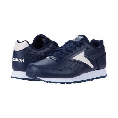 Reebok リーボック レディース 女性用 シューズ 靴 スニーカー 運動靴 Classic Harman Run - Vector Navy/Glass Pink/White