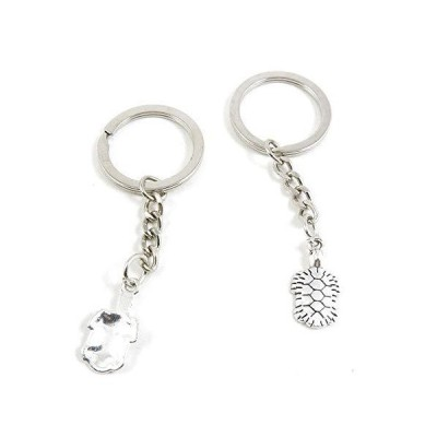 20 Pieces Keychains Keyrings Party Supplies Favors Wholesale T6NR8T Tortois