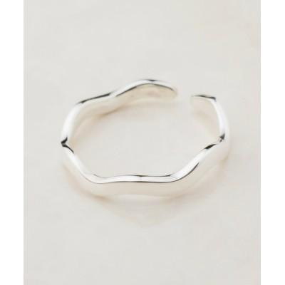 指輪 Full marks シルバーリング simple design 【サイズ調整可能】
