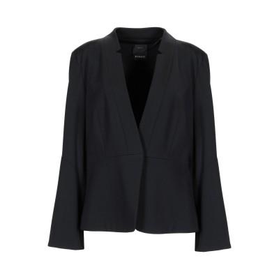 ピンコ PINKO テーラードジャケット ブラック 38 65% レーヨン 30% ナイロン 5% ポリウレタン テーラードジャケット