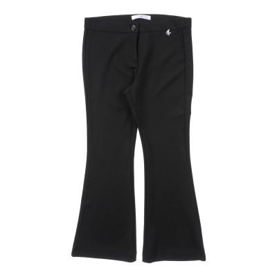 L:Ú L:Ú by MISS GRANT パンツ ブラック 9 レーヨン 97% / ポリウレタン 3% パンツ
