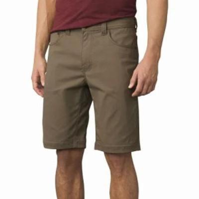 プラーナ ショートパンツ Brion Shorts Mud