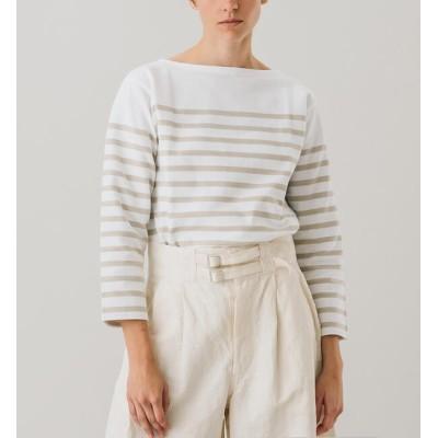 【ビショップ/Bshop】 【ORCIVAL】ラッセルフレンチセーラーTシャツ ROPE WOMEN