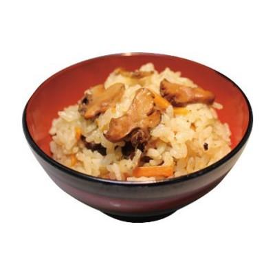 【輪島の定番!】サザエご飯の素と輪島のお米セット(4人前)