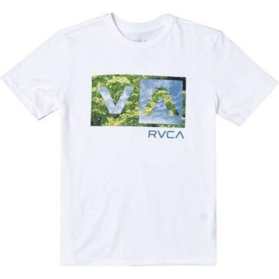 ルーカ メンズ シャツ トップス RVCA Men's Balance Box Graphic T-Shirt
