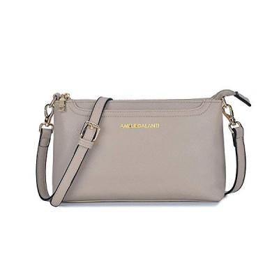 レディース メッセンジャーバッグ ハンドバッグ 手提げ 軽量財布 ハンドバッグ PUレザー 小さショルダーバッグ