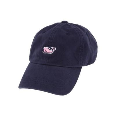 ユニセックス 帽子 キャップ Whale Logo Baseball Hat