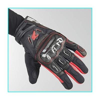 Black/Red Sz XXL Alpinestars SMX-2 Air Carbon v2 Honda Vented Leather Motorcycle【並行輸入品】