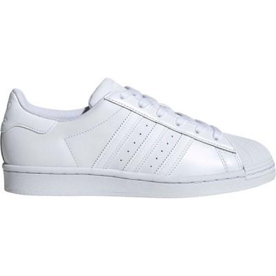 アディダス adidas レディース スニーカー シューズ・靴 Originals Superstar Shoes White/White