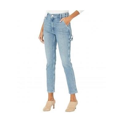 Hudson Jeans ハドソン ジーンズ レディース 女性用 ファッション ジーンズ デニム Holly High-Rise Carperter Pants in Terrace - Terrace