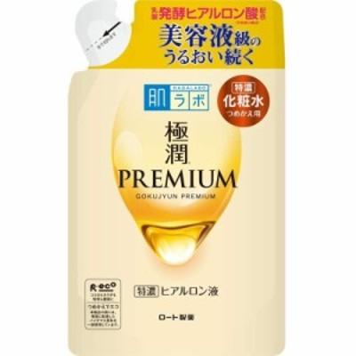 ロート製薬 肌ラボ 極潤プレミアム ヒアルロン液 つめかえ用 170ml