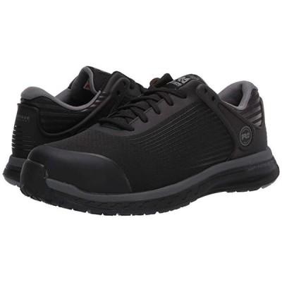 ティンバーランド Drivetrain Composite Safety Toe EH メンズ スニーカー 靴 シューズ Black/Grey