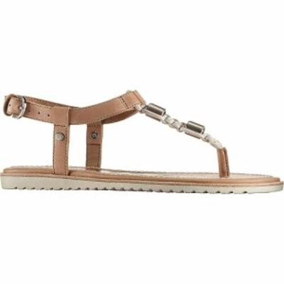 ソレル Sorel レディース サンダル・ミュール シューズ・靴 Ella T-Strap Sandal Sahara