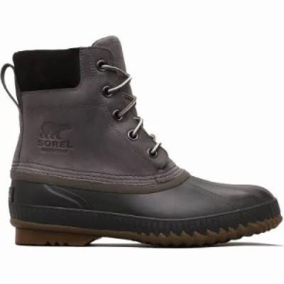 ソレル ブーツ Cheyanne II Lace Duck Boots QUARRY