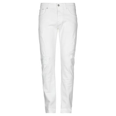 REIGN パンツ ホワイト 28 コットン 98% / ポリウレタン 2% パンツ