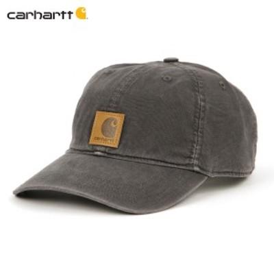 カーハート CARHARTT 正規品 帽子 キャップ ODESSA CAP 100289-001 BLACK