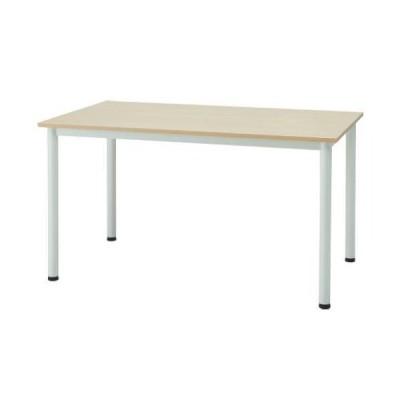 【法人限定】 会議テーブル ミーティングテーブル ワークテーブル 幅1200×奥行700×高さ700mm フリーアドレスデスク 会議用テーブル オフィステーブル BLG-127
