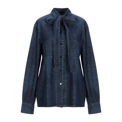 ゴールデン グース GOLDEN GOOSE DELUXE BRAND デニムシャツ ブルー S コットン 100% デニムシャツ