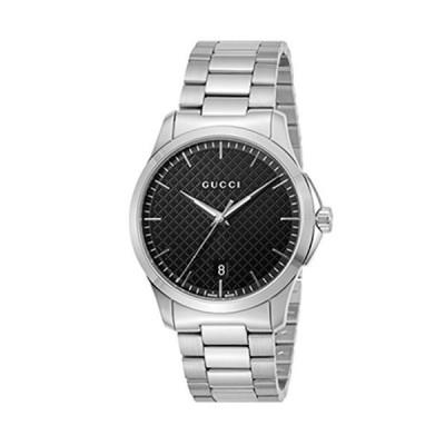 グッチ 腕時計 メンズ Gタイムレス ブラック YA1264051 [並行輸入品]