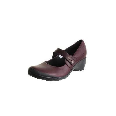 フラッツ オックスフォード ぺたんこ シューズ 靴 メレル Merrell 7739 レディース Veranda Eミリe レッド Mary Janes シューズ 11 ミディアム (B,M)