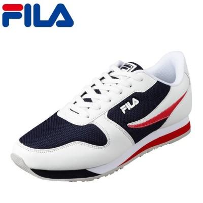 フィラ FILA FC-5219 メンズ | カジュアルスニーカー | 大きいサイズ対応 | クラシック | アクセントカラー | トリコロール