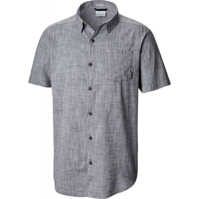 コロンビア Columbia メンズ トップス Under Exposure Short Sleeve Shirt Graphite