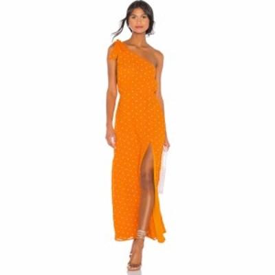 プライバシー プリーズ Privacy Please レディース ワンピース マキシ丈 ワンピース・ドレス Blake Maxi Dress Marigold