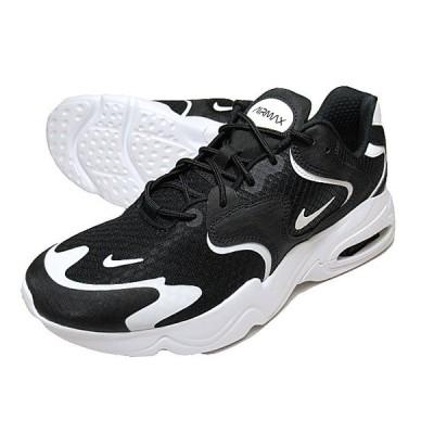 NIKE ナイキ エア マックス 2X CK2943 ブラックホワイト スニーカー メンズ 靴
