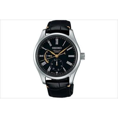 SEIKO セイコー PRESAGE プレサージュ SARW013 漆ダイアル 漆黒 金針 腕時計
