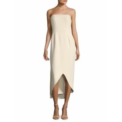 オスカーデラレンタ レディース ワンピース Drape Back Silk Gown