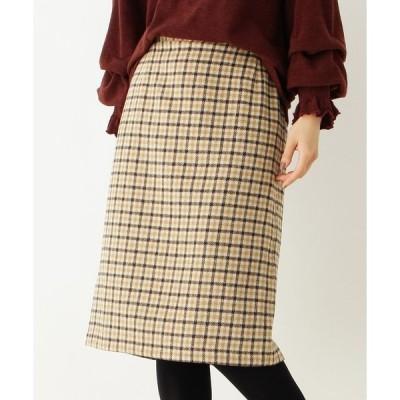シャギーアソートスカート