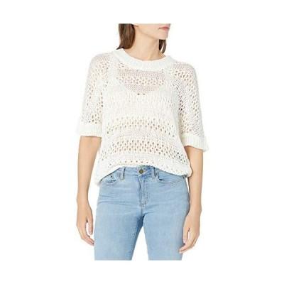 Karen Kane レディース 半袖 かぎ針編みセーター US サイズ: Small並行輸入品 送料無料