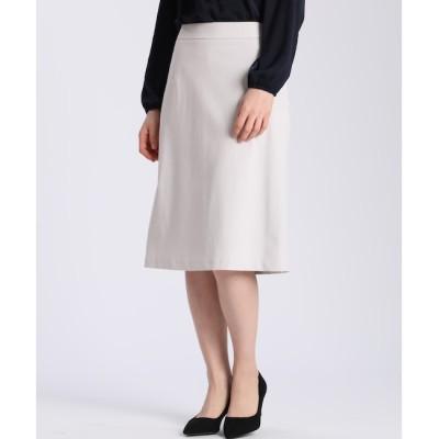 【マルシェ ド クリアインプレッション/MARCHE de CLEAR IMPRESSION】 《洗えるセットアップ》ポンチタイトスカート