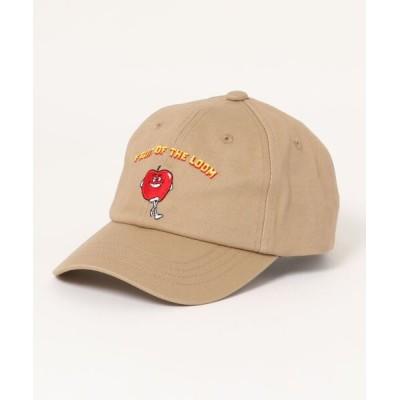 A BAG OF CHIPS / FRUIT OF THE LOOM/フルーツオブザルーム  FRUIT MAN KIDS LOW CAP KIDS 帽子 > キャップ