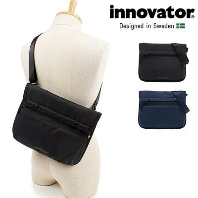 イノベーター innovator リクティグ ライト 1.3L Riktig LIGHT INB-003 FW20 メンズ・レディース 鞄 A5サイズ ショルダーバッグ 薄型 軽量 撥水