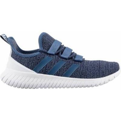 アディダス メンズ スニーカー シューズ adidas Men's Kaptir X Shoes Navy/White