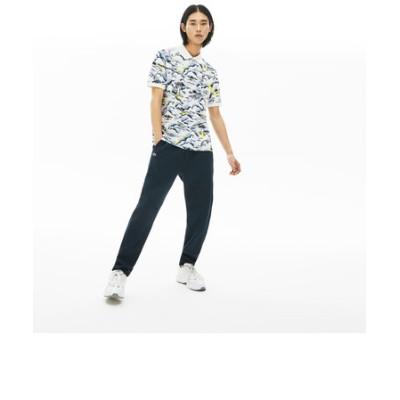 クラシックフィット ビーチグラフィックポロシャツ(半袖)