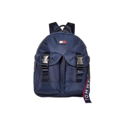トミー ヒルフィガー Tommy Hilfiger レディース バックパック・リュック バッグ Lola 1.5 - Dome Backpack - Nylon Tommy Navy