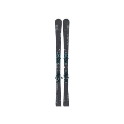 エラン(ELAN) スキー板 セット ビンディング付属 20-21 AMPHIBIO S8 PS+EL 10.0 GW SHIFT (メンズ)