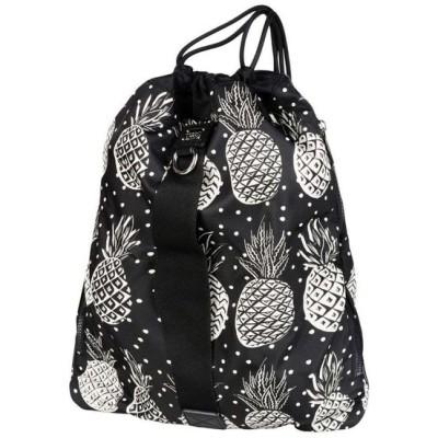 ドルチェ&ガッバーナ DOLCE & GABBANA レディース バッグ backpack & fanny pack Black