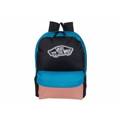 バンズ レディース バックパック・リュックサック バッグ Realm Backpack Enamel Blue/Bla
