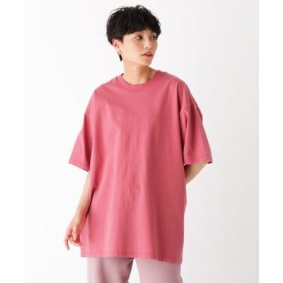 OPAQUE.CLIP / 【別注】GOAT ガーメントダイ Tシャツ【UNISEX】 WOMEN トップス > Tシャツ/カットソー