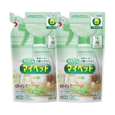 かんたんマイペット 住居用洗剤 詰め替え ( 350ml*2個セット )/ マイペット